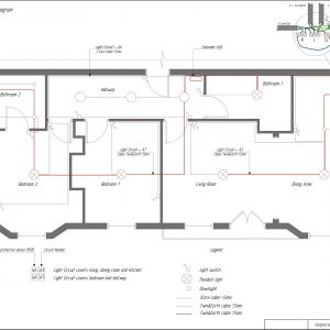 Electrical House Wiring Diagram software - Residential Electrical Plans Unique Electrical Diagram for House Inspirational House Wiring Diagram 4i