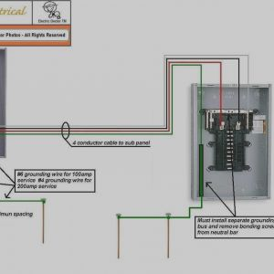 Electrical Sub Panel Wiring Diagram - 27 Inspirational Pool Sub Panel Wiring Diagram 100 Amp Image 2t