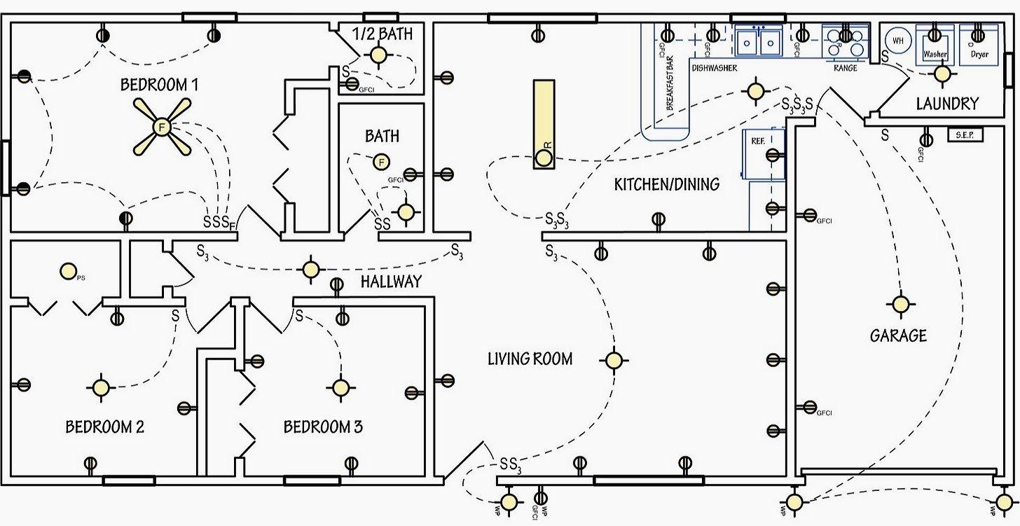 Electrical Wiring Schematic Symbols