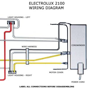 Electrolux Vacuum Wiring Diagram - Electrolux Vacuum Wiring Diagram Collection 2100 20wiring 20diagram In Electrolux Wiring 14 S Download Wiring Diagram 20l