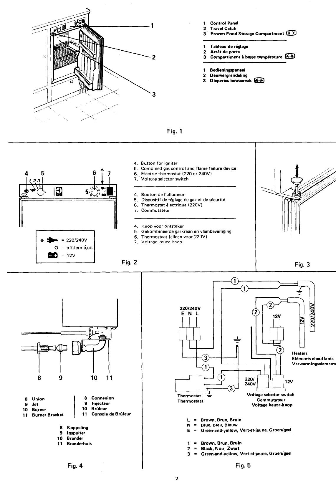 Diagram  Mod Wiring Electrolux Diagram Frc05lsdwo Full
