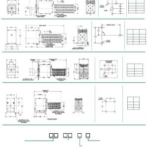 Electroswitch Series 24 Wiring Diagram - U59 Latching 1 18l