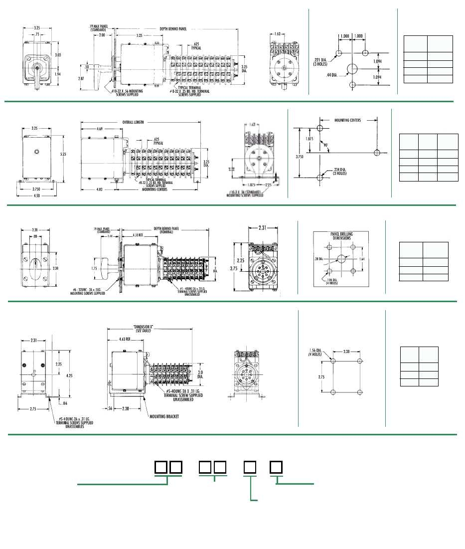 electroswitch series 24 wiring diagram Collection-u59 latching 1 18-a