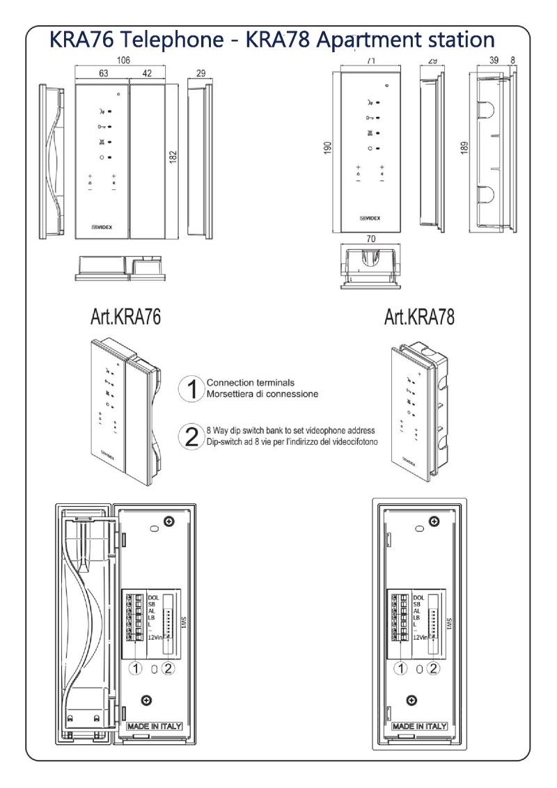 elvox intercom wiring diagram
