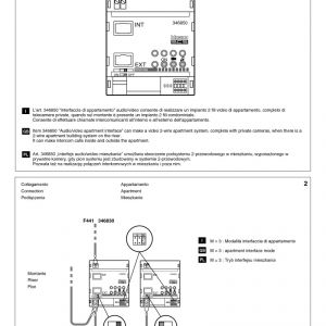 Elvox Intercom Wiring Diagram - Elvox Inter Wiring Diagram Elegant Bticino Wiring Diagrams 13r
