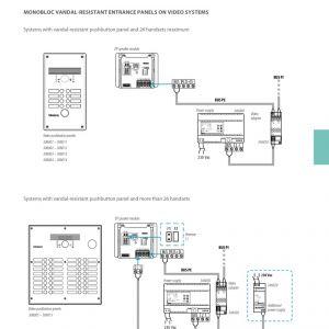 Elvox Intercom Wiring Diagram - Elvox Inter Wiring Diagram Inspirational Bticino Wiring Diagrams 7j