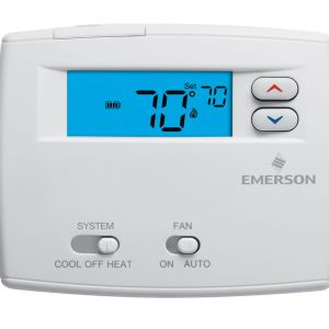 Emerson Digital thermostat Wiring Diagram - Emerson Climate Technologies 1f86 0244 Digital Non Programmable Wiring Diagram Emerson thermostat Wiring Diagram Inspirational 8s