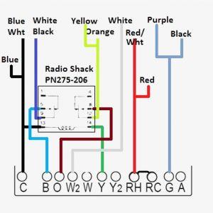 Emerson Digital thermostat Wiring Diagram - thermostat Wire Diagram Wiring Carrier Trane In and Wiring Wiring Diagram Emerson thermostat Wiring Diagram 14f
