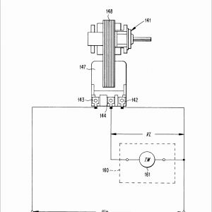Emerson Electric Motors Wiring Diagram - Boat Lift Motor Wiring Diagram Awesome Nice Emerson Motor 40 Fantastic Emerson Electric Motors Wiring 14h