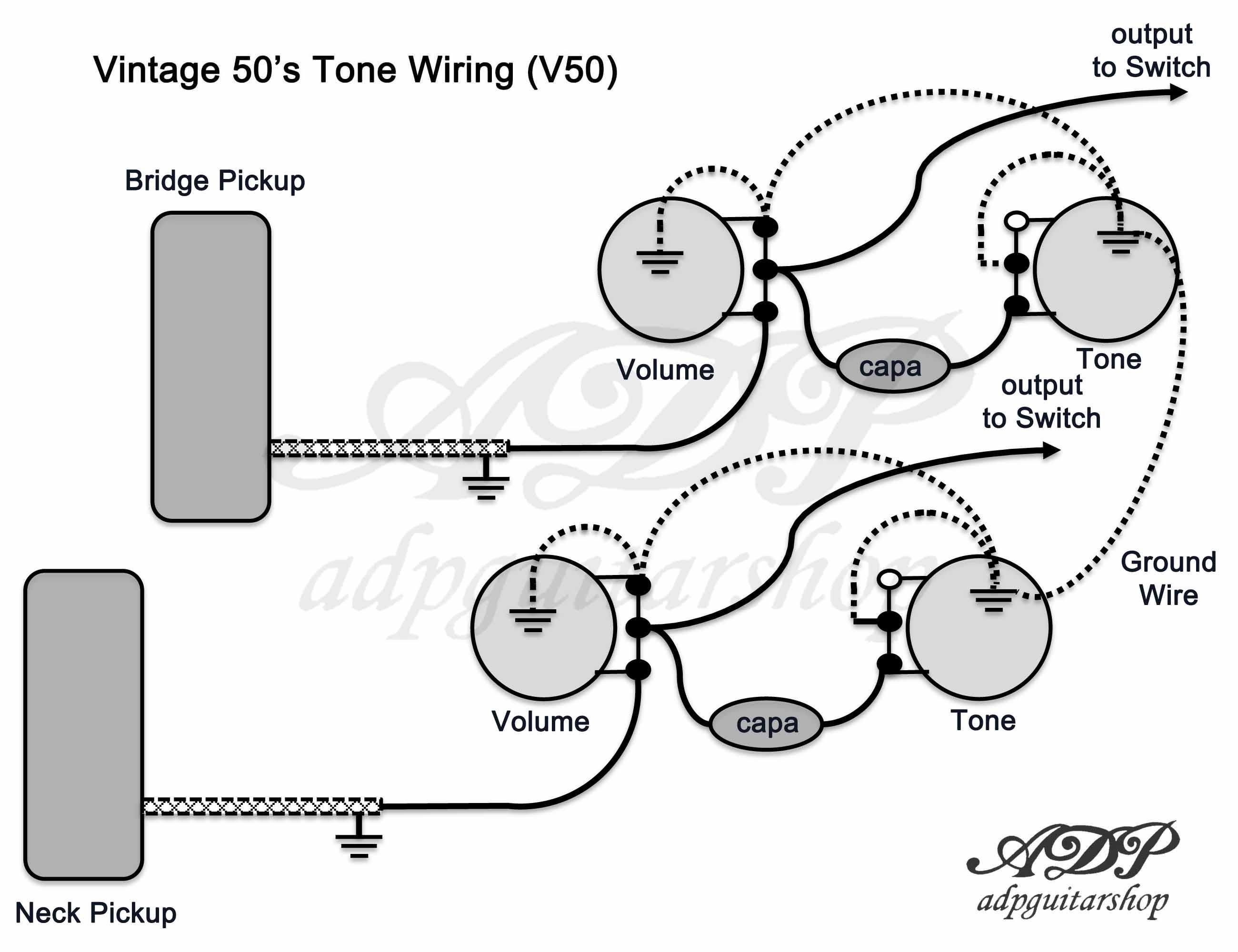 epiphone sg wiring schematic