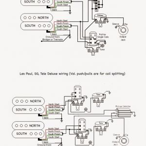 EpiPhone Sg Wiring Schematic - Wiring Diagrams for Gibson Guitars Refrence EpiPhone Les Paul Pickup Wiring Diagram New Wiring Diagram Les 1p