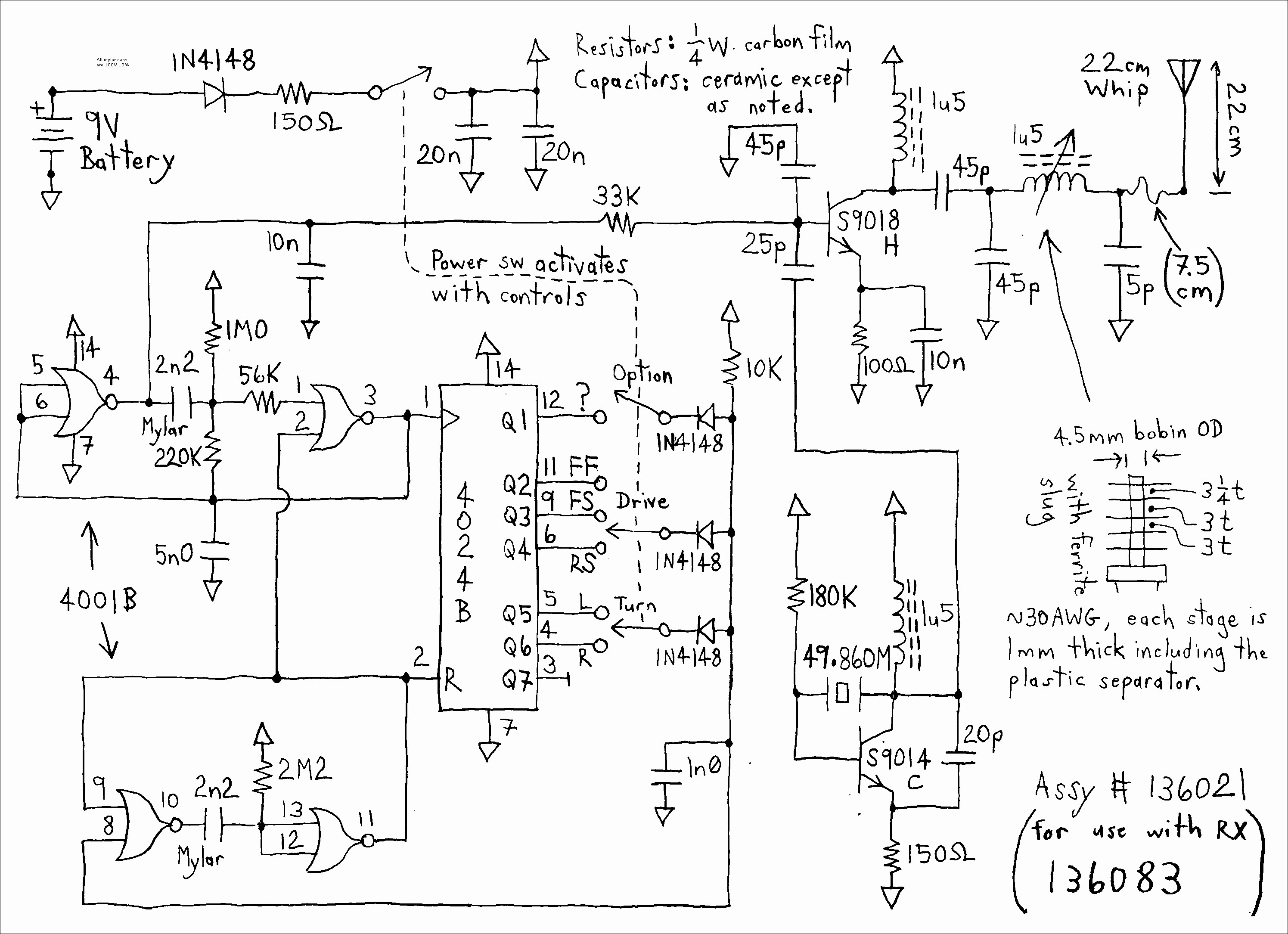 Wiring Diagram Sockets