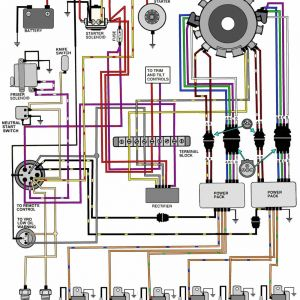 Evinrude Wiring Diagram Outboards - Evinrude Johnson Outboard Wiring Diagrams Mastertech Marine Rh Maxrules 1988 Evinrude Wiring Diagram 1973 Evinrude 16f