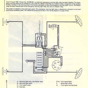 Exit Light Wiring Diagram - Emergency Lighting Wiring Diagram Beautiful thesamba Type 2 Wiring Diagrams 10f