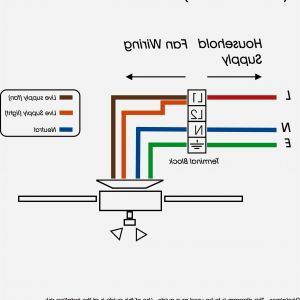 Exit Light Wiring Diagram - Exit Lighting Wiring Diagram Fresh Wiring Diagram for Emergency Lighting Valid Ceiling Fan and Light 19o