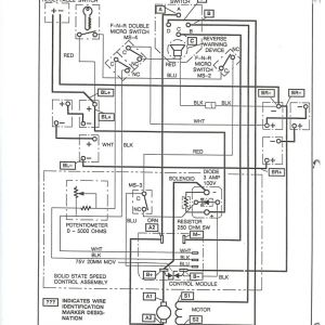 Ez Go Golf Cart Wiring Diagram Gas Engine - Ez Go Golf Cart Battery Wiring Diagram Elegant Ez Go Wiring Diagram for Golf Cart 11m