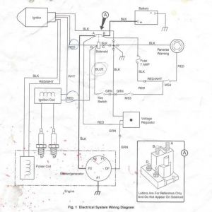 Ez Go Golf Cart Wiring Diagram Gas Engine - Impressive Ezgo Wiring Diagram Gas Golf Cart 7l