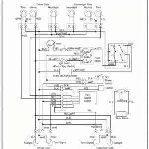 Ezgo Marathon Wiring Diagram - Wiring Diagram for 2002 Ezgo Gas Golf Cart Ez Go Ezgo Marathon Wiring Diagram 20s