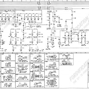 F250 Wiring Diagram - 1973 ford F250 Wiring Diagram Line Fresh 1973 1979 ford Truck Wiring Diagrams & Schematics 16n