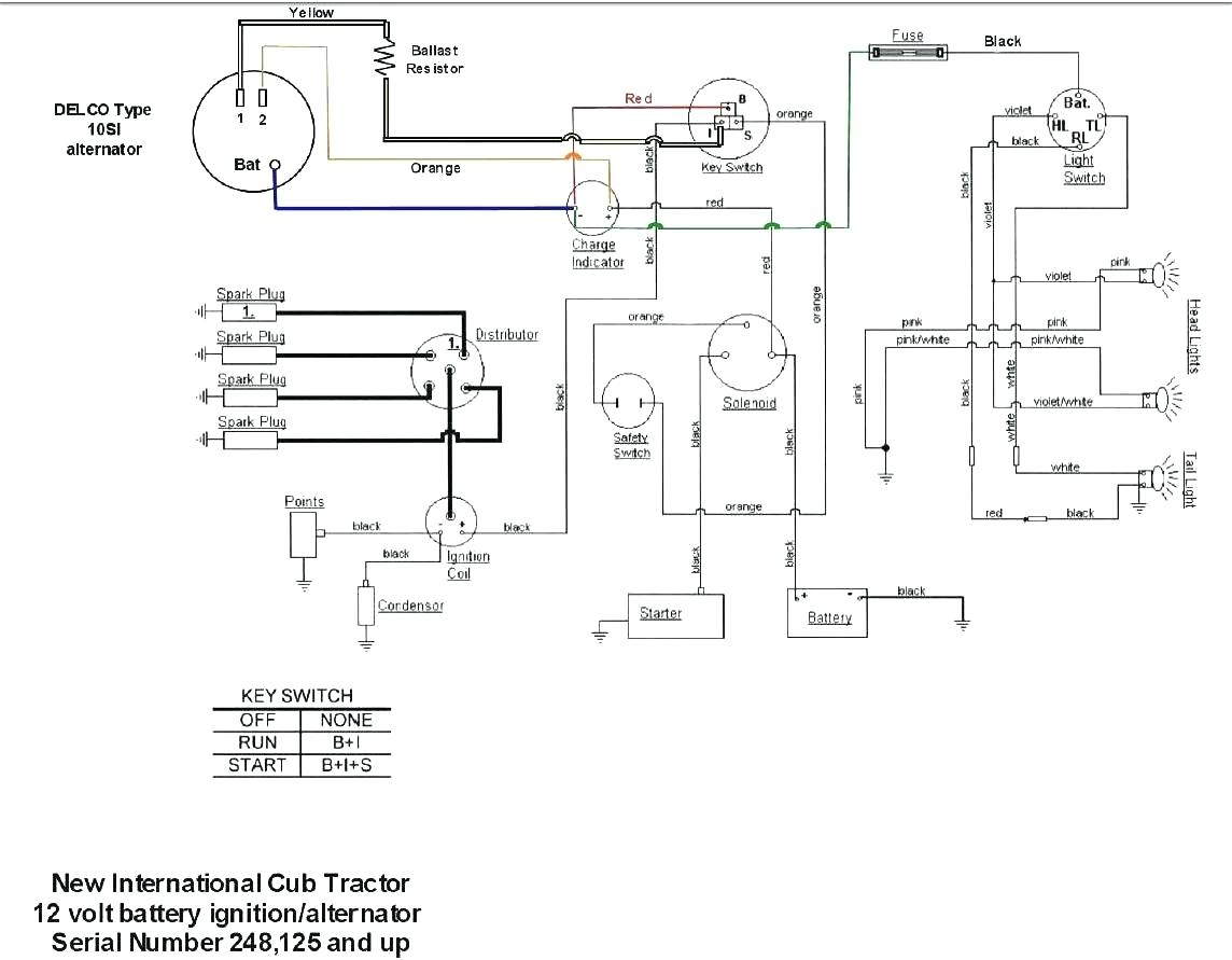 farmall h 12 volt conversion wiring diagram | free wiring ... farmall m 12v wiring diagram