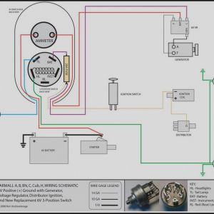 Farmall H Wiring Diagram | Free Wiring Diagram