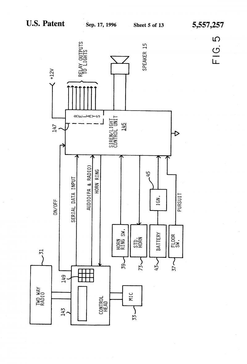 Federal Signal Legend Lightbar Wiring Diagram Free Wiring Diagram