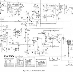 Federal Signal Pa300 Wiring Diagram - Category Wiring Diagram 114 Contemporary Easy Simple Routing Whelen Siren Wiring Diagram Federal Signal Pa300 20r