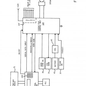 Federal Signal Pa300 Wiring Diagram - Category Wiring Diagram 114 Federal Signal Pa300 Wiring Diagram Sample 7k