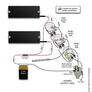 Fender Jazz Bass Wiring Diagram - Fender Jazz Wiring Diagram 3m