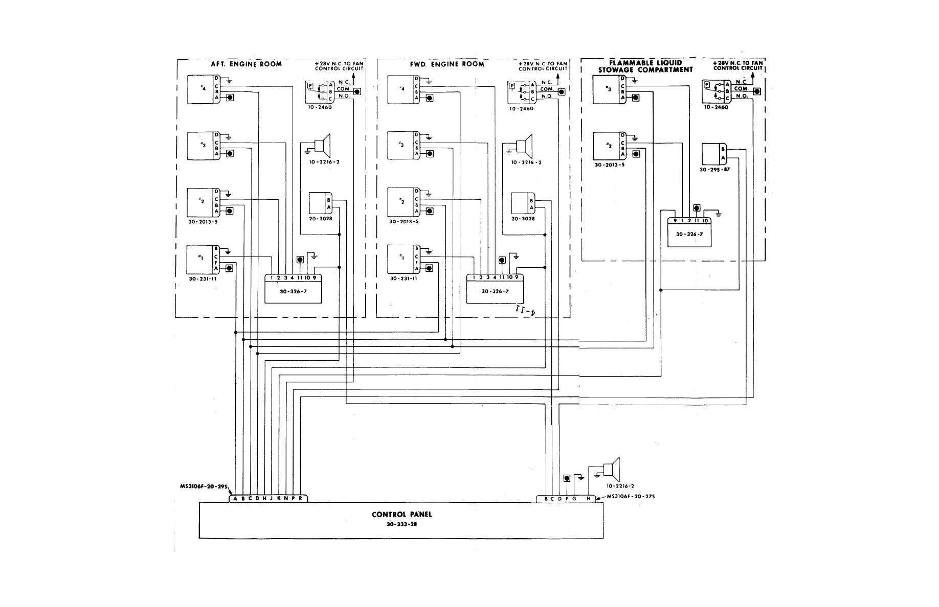 Fire Alarm Pull Station Wiring Diagram