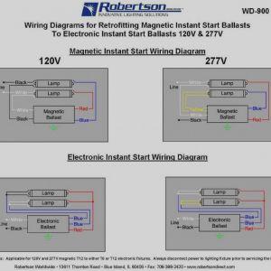 Fluorescent Ballast Wiring Schematic - Ge Ballast Wiring Diagram Wire Center • 2 Lamp T8 Ballast 5 4 Lamp Ballast 15r