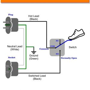 Foot Switch Wiring Diagram - Foot Switch Wiring Diagram 18n