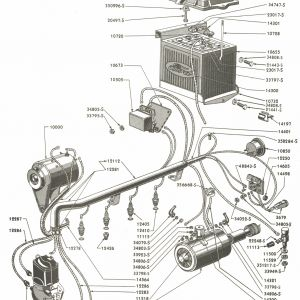 Ford 9n Wiring Schematic - 9n ford Tractor Wiring Diagram Gallery Wiring Diagram Rh Visithoustontexas org 1955 ford Fairlane Wiring 10i