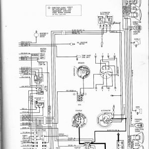 Ford Alternator Wiring Diagram Internal Regulator - Wiring Diagram for Alternator with Internal Regulator Inspirationa Gm Alternator Wiring Diagram Unique 1965 ford Alternator 15k