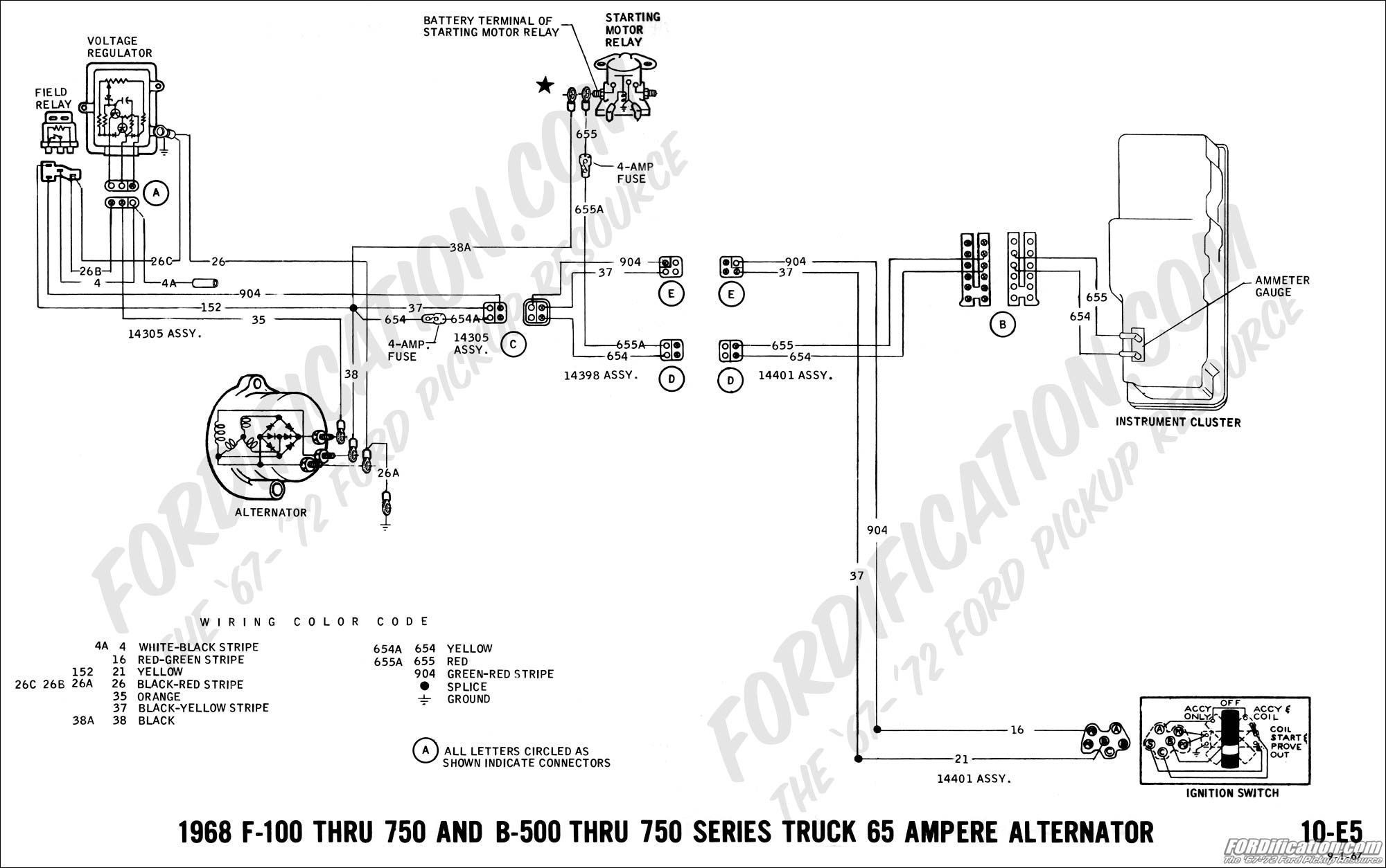 ford alternator wiring diagram internal regulator Download-Wiring Diagram For Ford Alternator With Internal Regulator 2018 Wiring Diagram For Alternator With Internal Regulator New Tractor 13-j