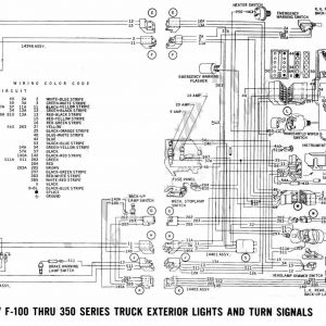 Ford Edge Wiring Diagram - 2007 ford Edge Wiring Diagram Awesome 1969 ford F 350 Wiring Schematic Free Wiring Diagrams 18d