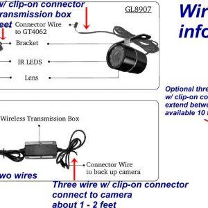 ford f150 backup camera wiring diagram - backup camera diagram luxury  wireless car backup camera 2