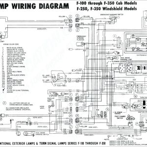Ford F150 Wiring Diagram - Wiring Diagrams for Turn Signal Best Stop Turn Tail Light Wiring Diagram Beautiful 1979 ford F150 20e