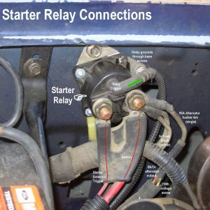 Ford F250 Starter solenoid Wiring Diagram - ford F150 Starter solenoid Wiring Diagram Best Of ford F150 Starter Rh Ntrmedya 6v Starter solenoid Wiring Diagram ford Starter Relay Wiring Diagram 19i