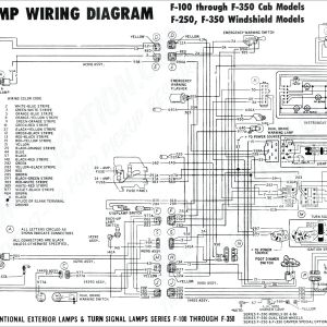 Ford F250 Wiring Diagram - ford F250 Wiring Diagram Collection 1986 ford F350 Wiring Diagram Fresh 1999 Trailer 12 Download Wiring Diagram Detail Name ford F250 9l