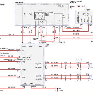 Ford F350 Radio Wiring Diagram - 2008 F250 Stereo Wiring Diagram Manual Ripping ford 1i