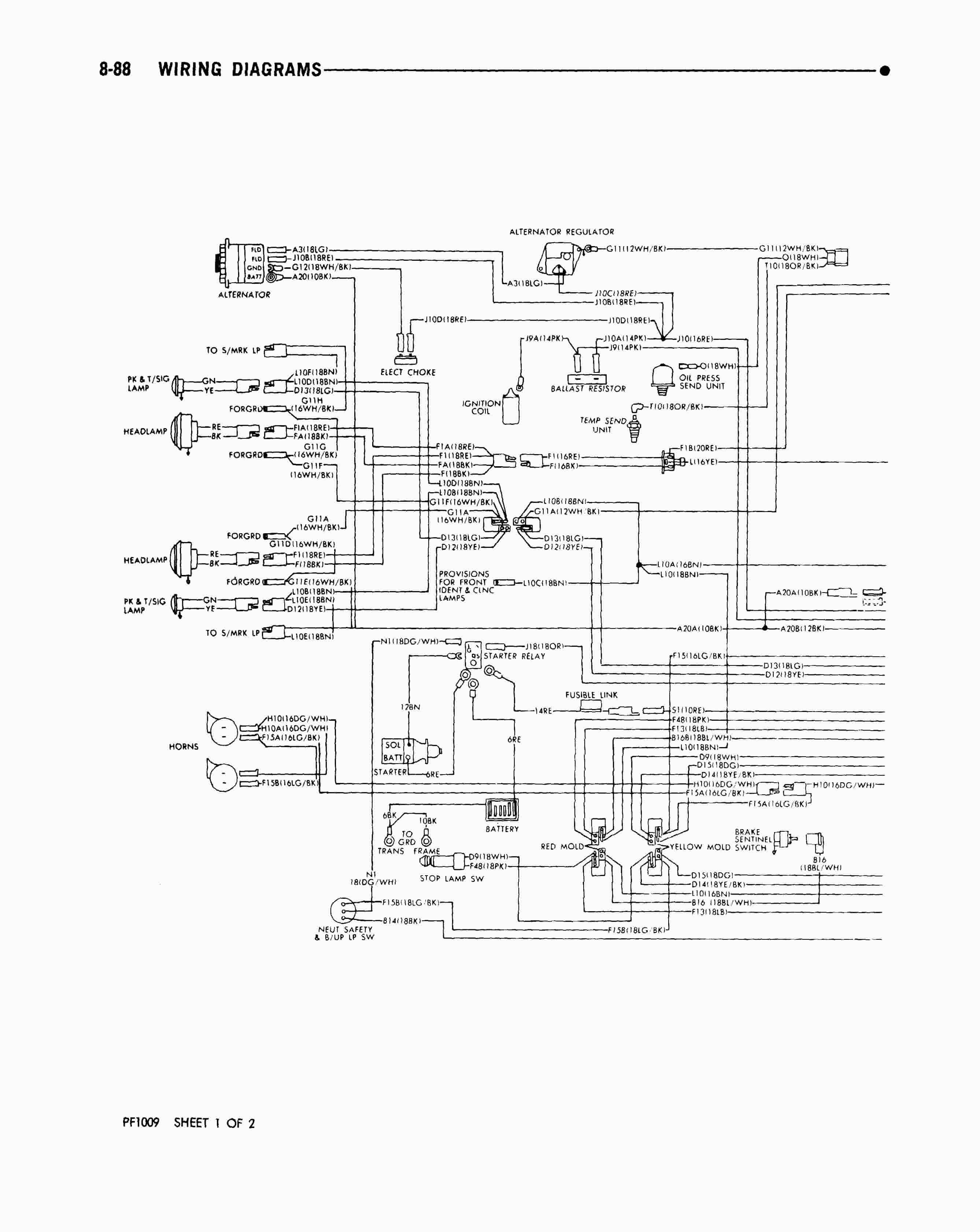 ford f53 chassis wiring schematic Collection-12v Wiring Diagram for Campervan Valid 2000 ford F53 Motorhome Chassis Wiring Diagram 16-s