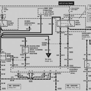 Ford F53 Chassis Wiring Schematic - Beautiful 1999 ford F53 Motorhome Chassis Wiring Diagram 2007 In 2000 12j