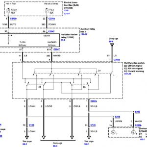 Ford F650 Wiring Diagram - Graphic 7m