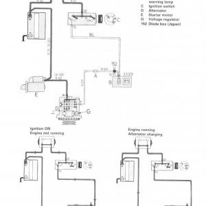 Ford One Wire Alternator Wiring Diagram - Wiring Diagram E Wire Alternator New Chevy Alternator Wiring Diagram New Unusual ford 1 Wire Alternator 7o