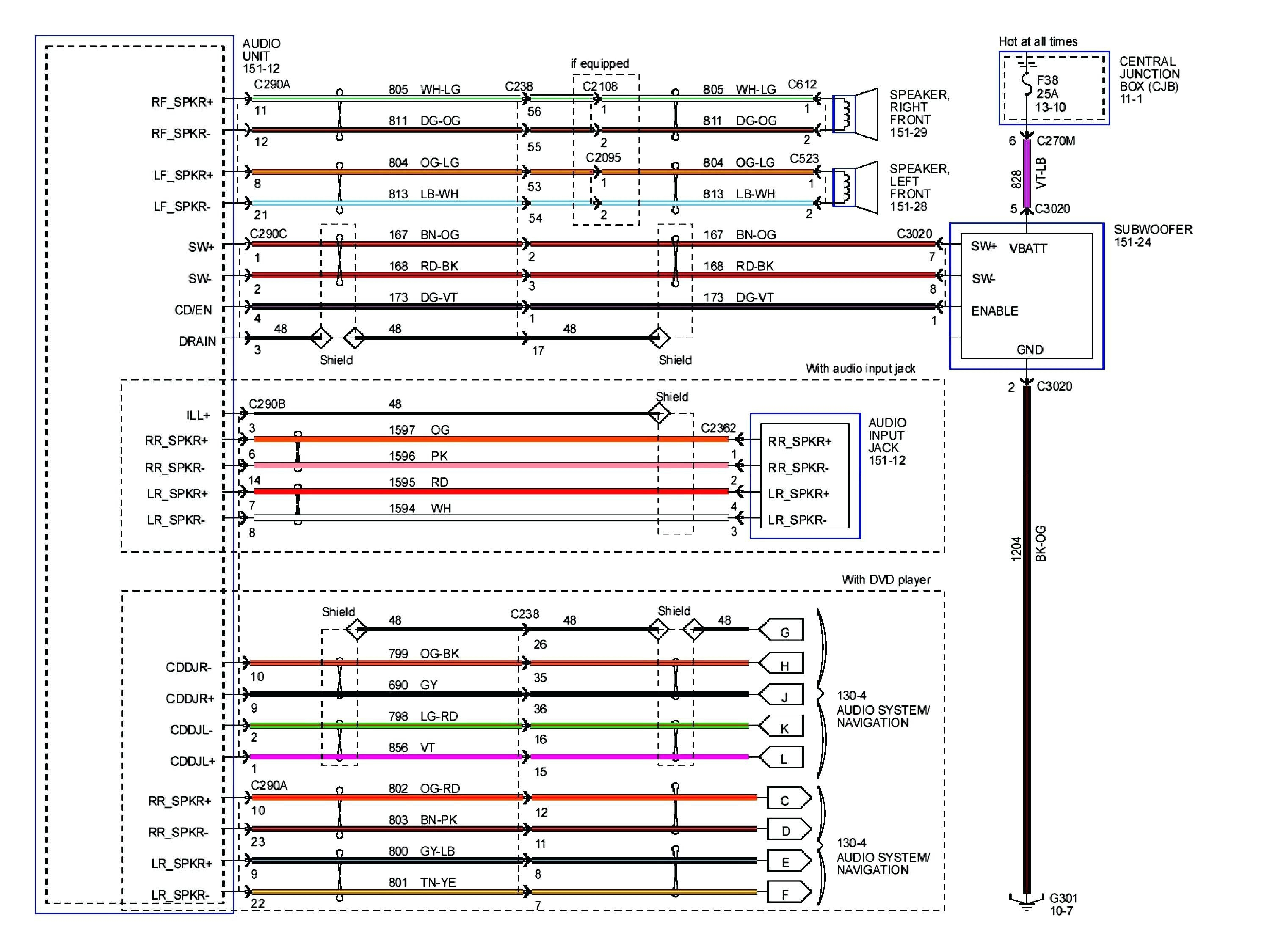 Diagram 2012 Ford F150 Radio Wiring Diagram Collection
