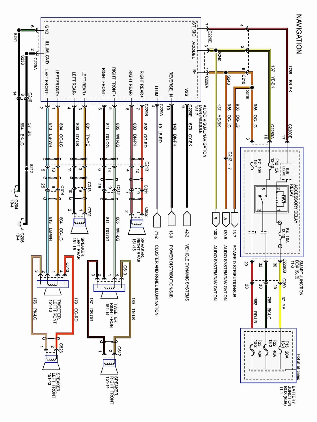 ford radio wiring diagram download Download-2011 ford Escape Radio Wiring Diagram 2003 ford Explorer Radio Wiring Diagram Awesome 2006 ford 10-a