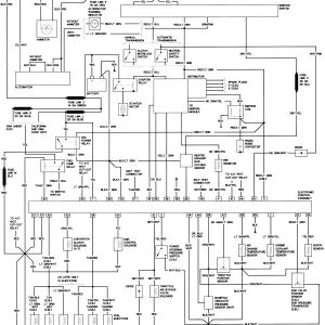Ford Ranger Wiring Diagram - 1999 ford Ranger Pcm Wiring Diagram Fresh Bronco Ii Wiring Diagrams Bronco Ii Corral 11q