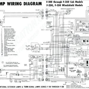Ford Stereo Wiring Diagram - ford Truck Wiring Diagrams Free Luxury 1997 Chevrolet Truck Radio 12e