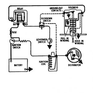 Ford Tractor Ignition Switch Wiring Diagram - ford Ignition Coil Wiring Diagram ford Ignition Coil Wiring Diagram Unique 1954 ford Overdrive Kickdown 13k